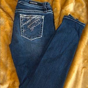 Vigoss skinny jeans size 28